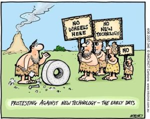 tech-protesting