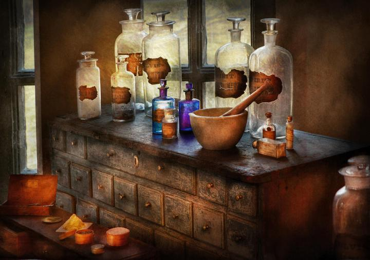 pharmacist-medicinal-equipment-mike-savad